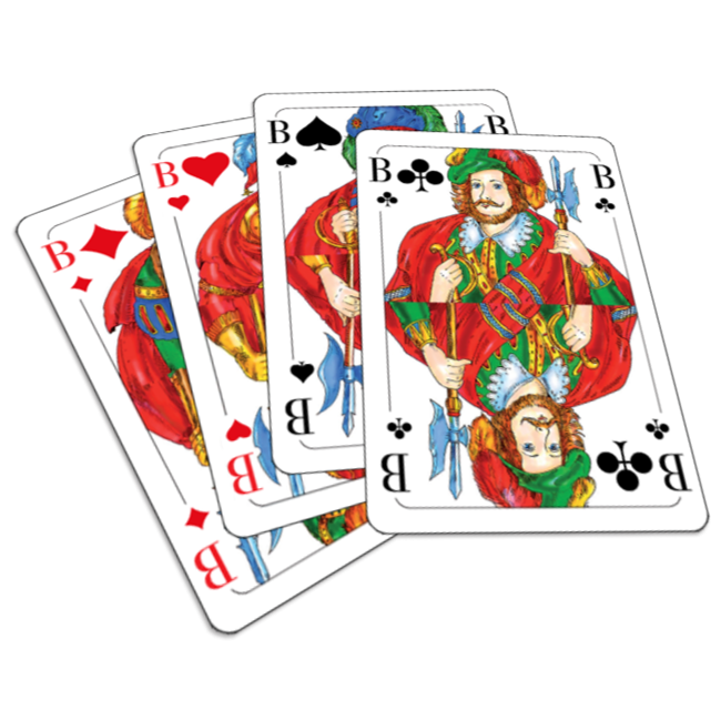 Skat Spielkarten